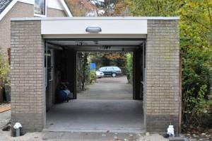 aanbouw garage 1